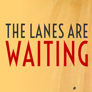 The lanes are waiting