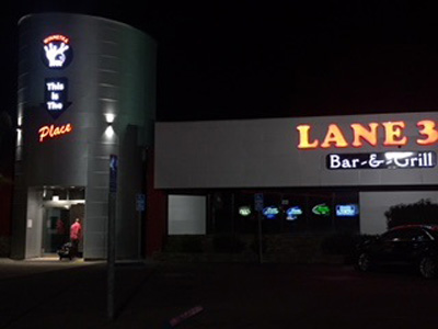 Lane 33 Bar and Grill