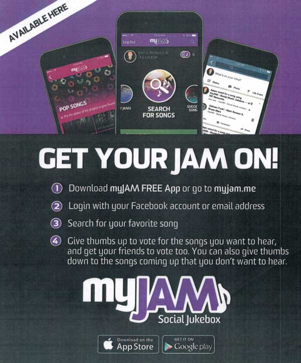 get your jam on